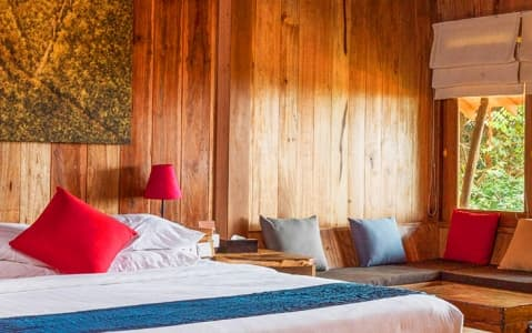 hotel Hôtel Veranda Natural Resort - Kep