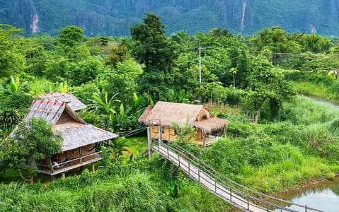 hotel Maison d'hôtes - Muang Khua
