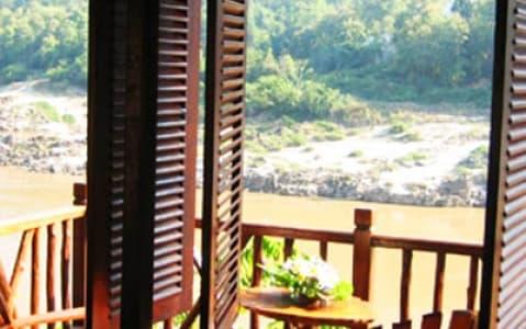 hotel Mekong Riverside Lodge - Pakbeng