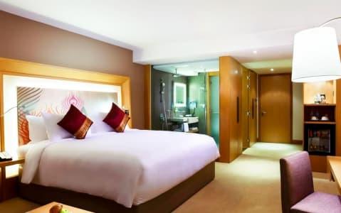 hotel Novotel - Yangon