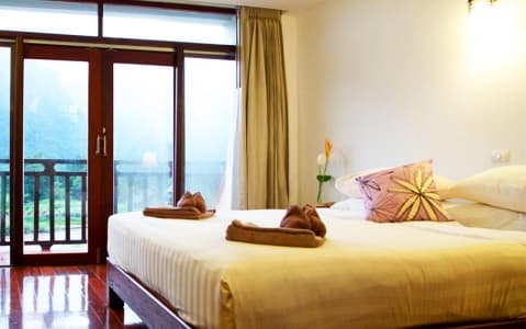 hotel Silver Naga Vangvieng