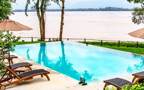 hotel The River Resort - Campassak
