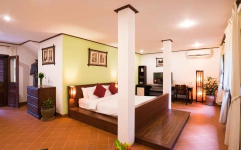 hotel Sanctuary Hotel - Luang Prabang