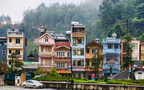 hotel Ngan Nga Bac Ha Hotel