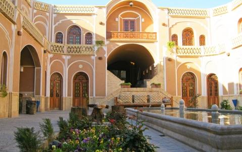 hotel Moshir Garden - Yazd