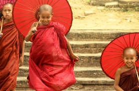Séjour Birmanie