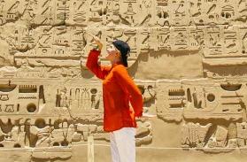 Séjour en Egypte