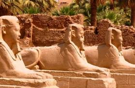 Vols pour l'Egypte