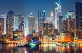 Voyage avec guide de Manhattan à New York