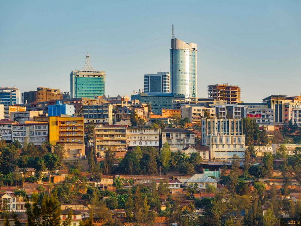 Visite de Kigali, ville la plus propre d'Afrique !