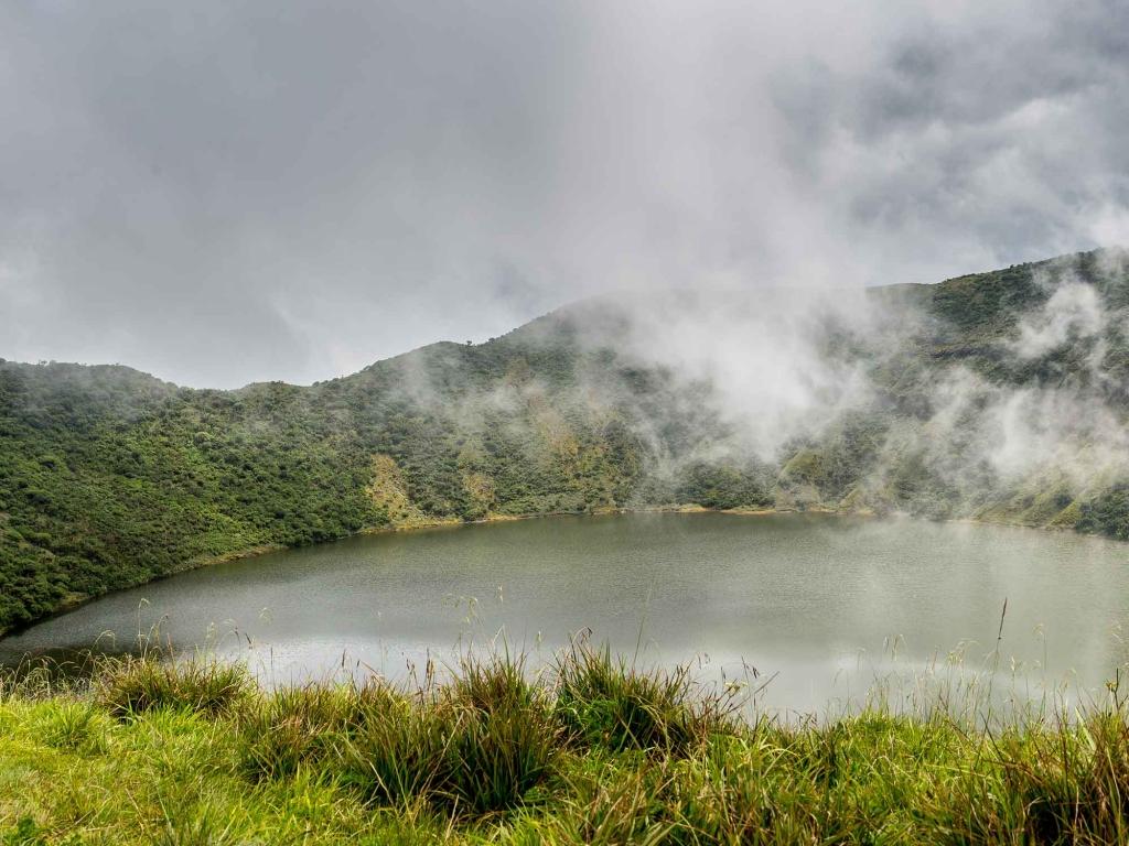 Trek Karisimbi, au-dessus des volcans