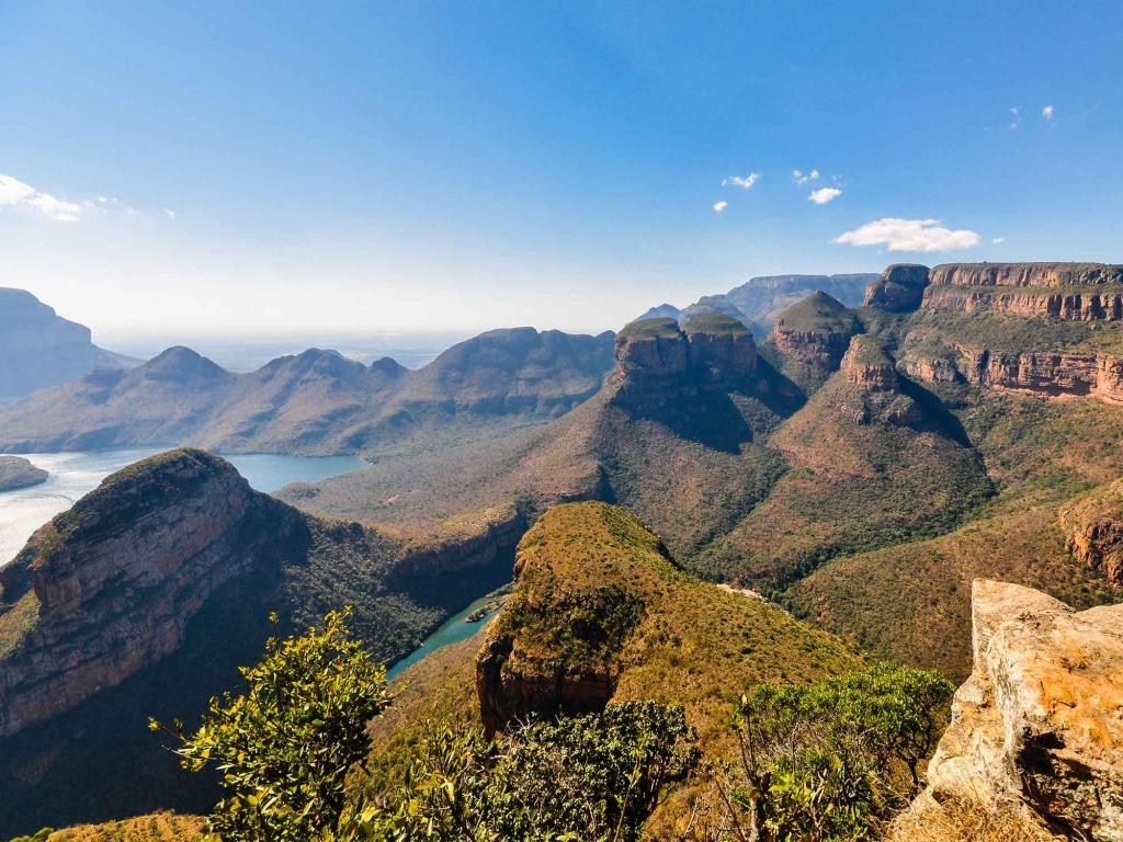 La nature intacte du Mpumalanga