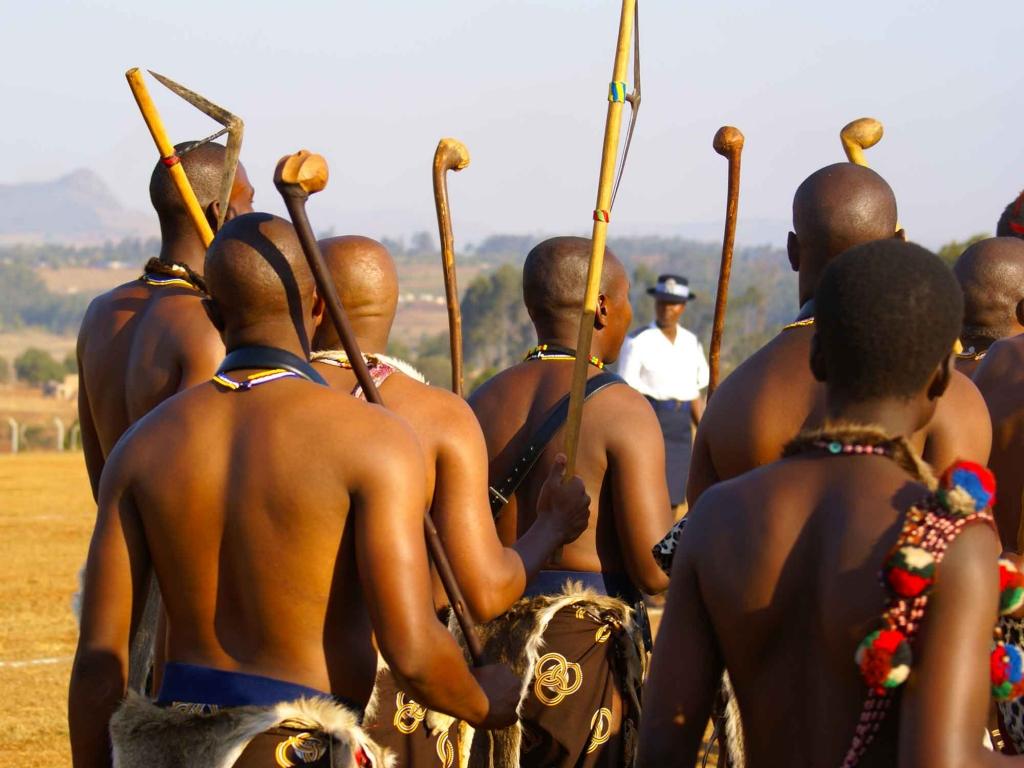 Swaziland, un royaume montagneux