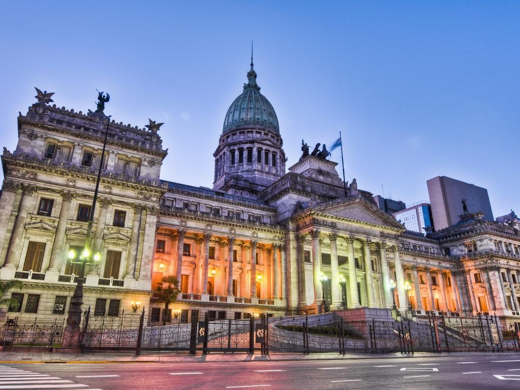 Arrivée à Buenos Aires, la capitale argentine