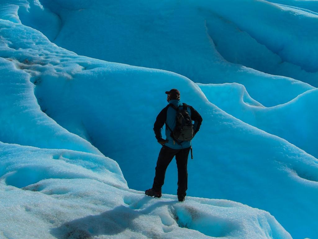 Minitrekking sur le Perito Moreno