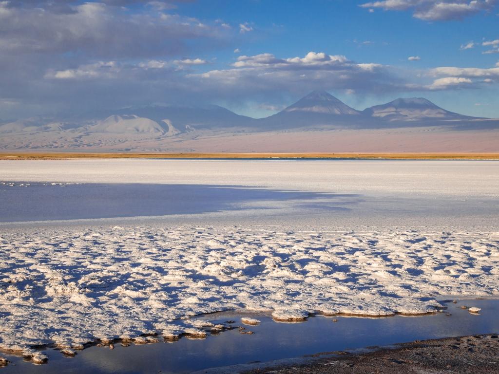 Le Salar d'Atacama et l'observation des étoiles