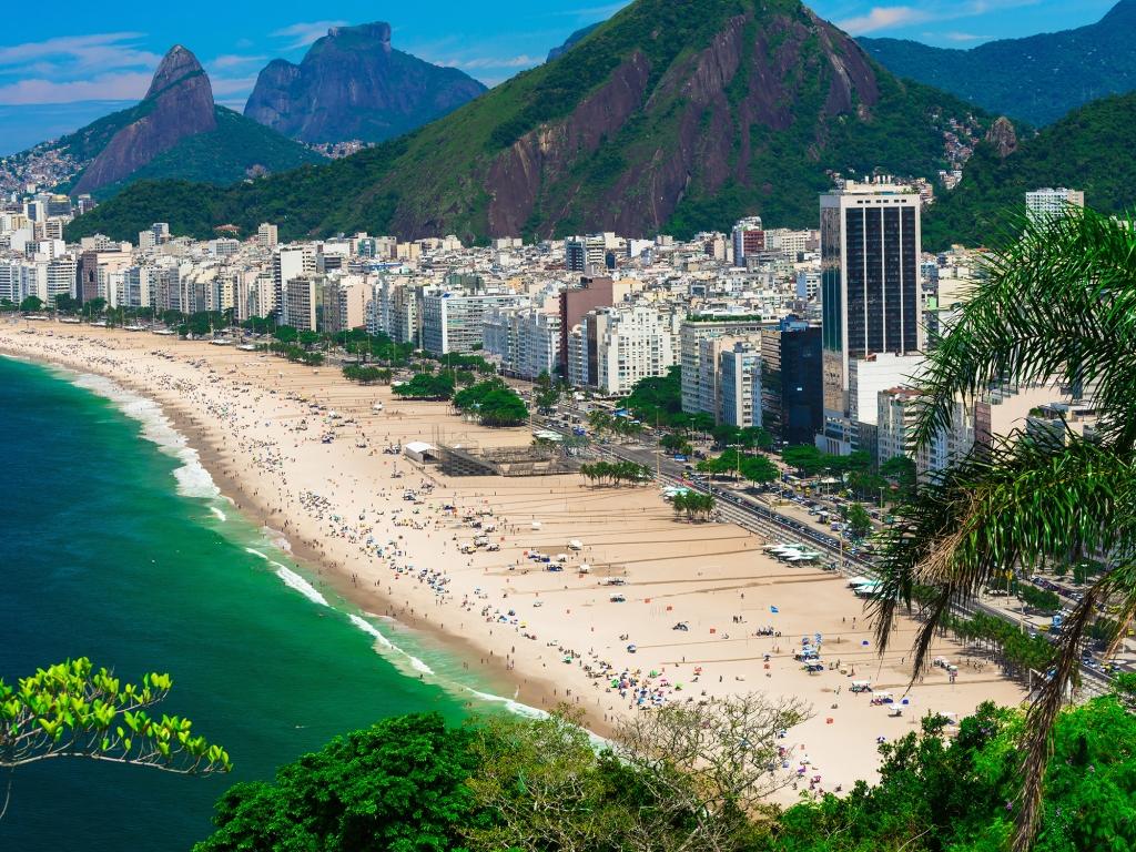 Balade sur les plages mythiques de Rio