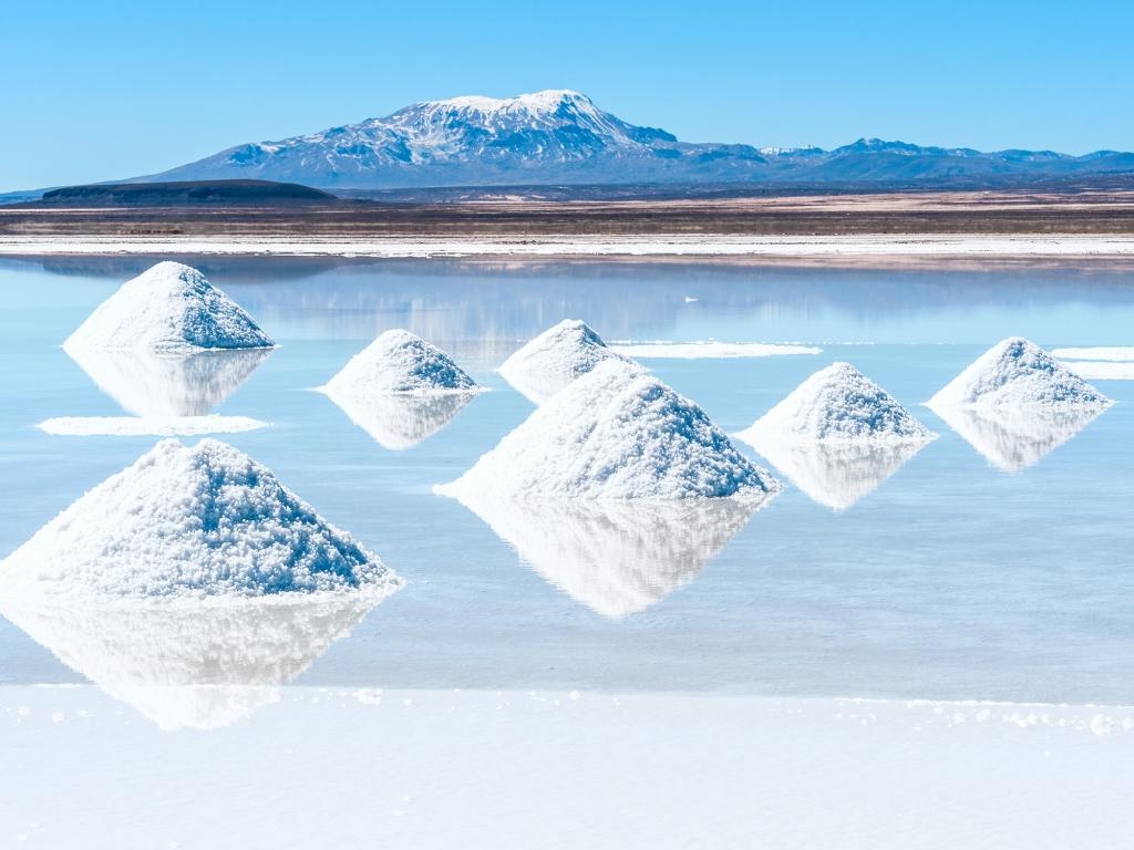 Uyuni, le désert de sel