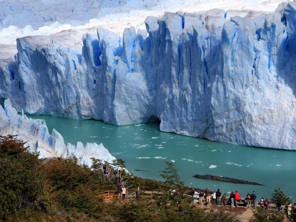 El Calafate et ses glaciers
