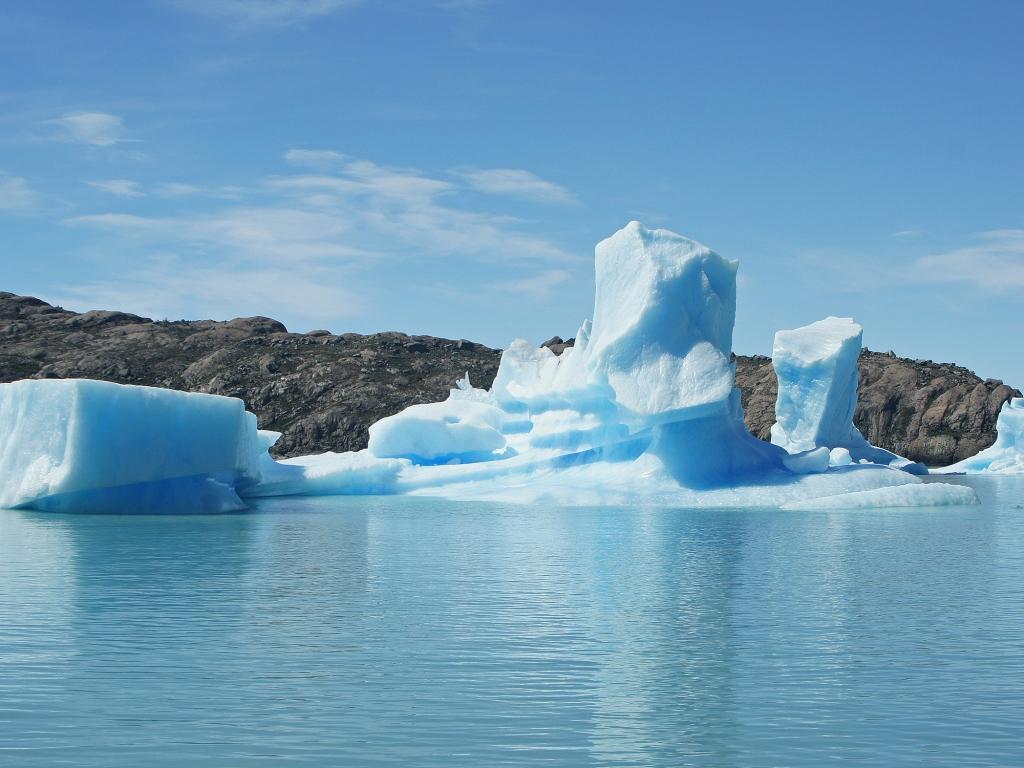 El Calafate, terre de glace