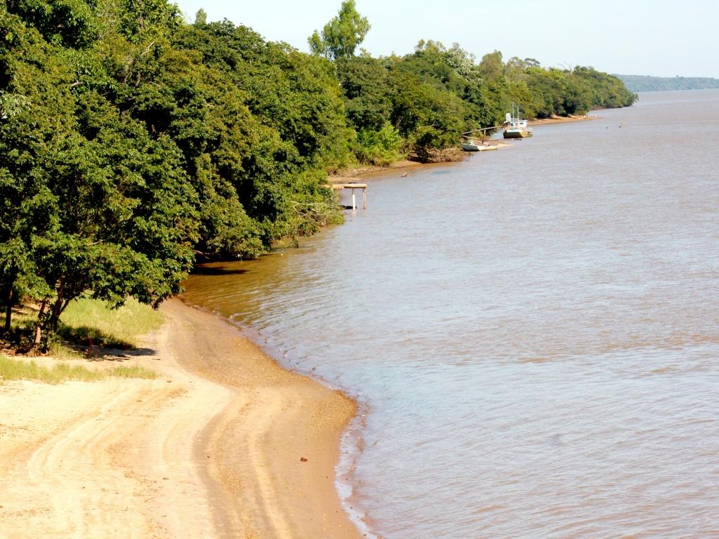 Le Rio Paraná