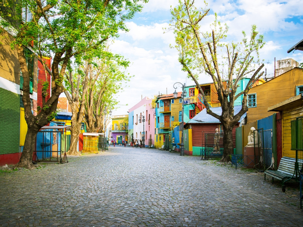 Bienvenue en Argentine !
