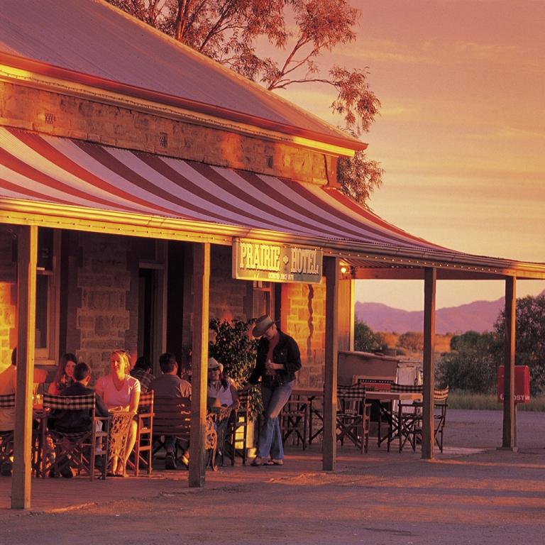Légende de l'Outback