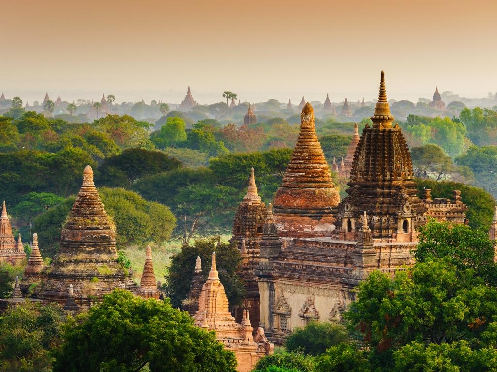 L'arrière pays birman