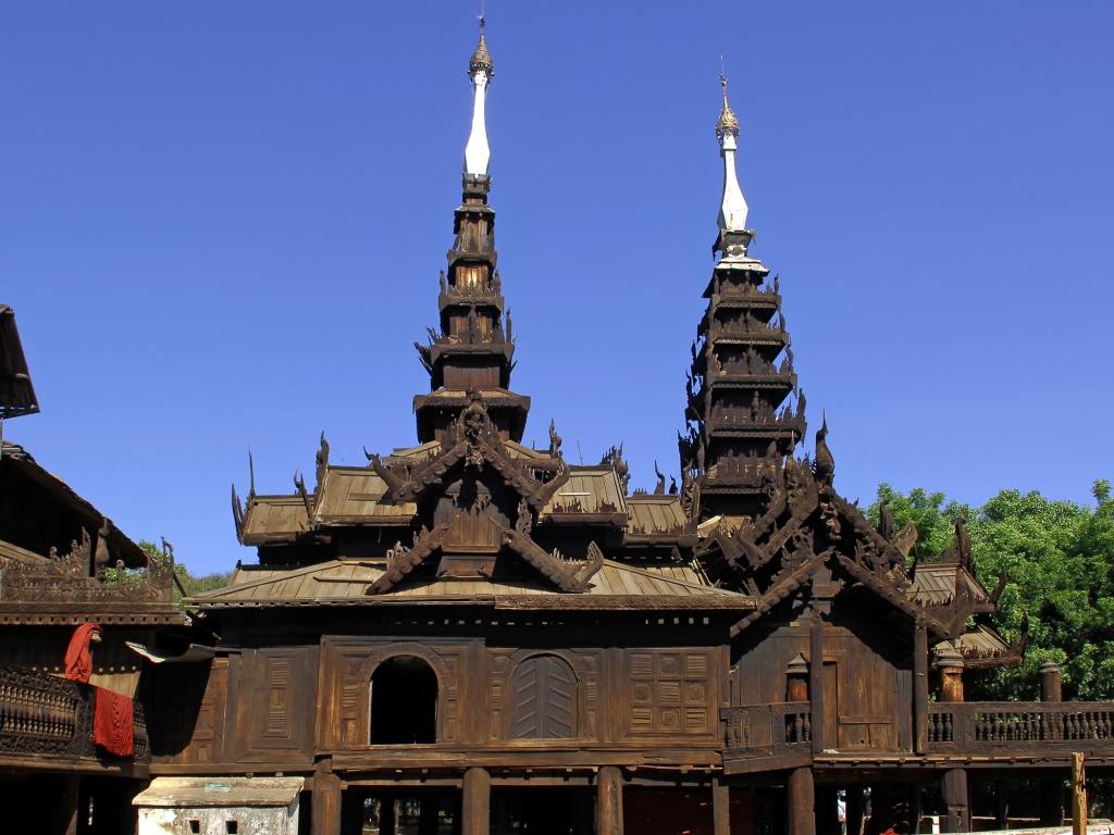 Salay : petite sœur de Bagan