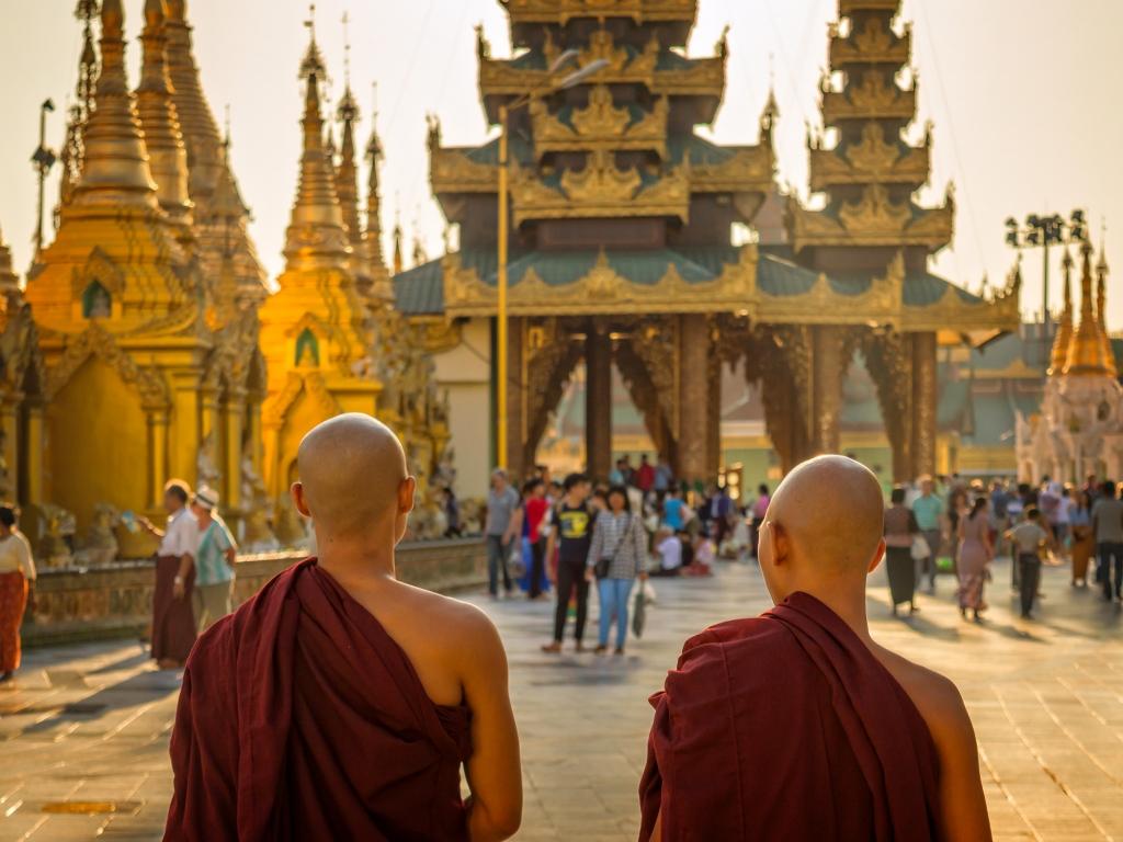Yangon et ses multiples facettes