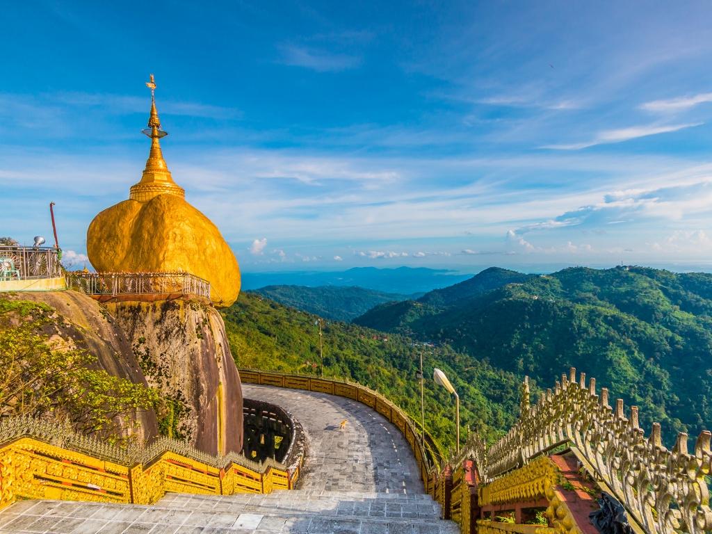 Ascension du Rocher d'Or