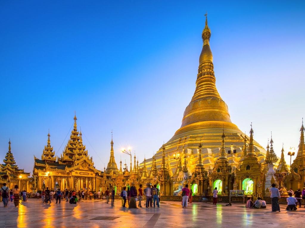 Vie locale et patrimoine de Yangon