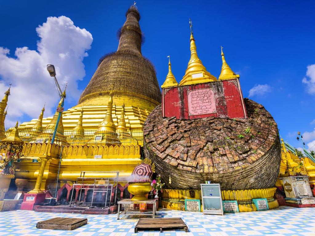 Visite des capitales Môn et retour à Yangon