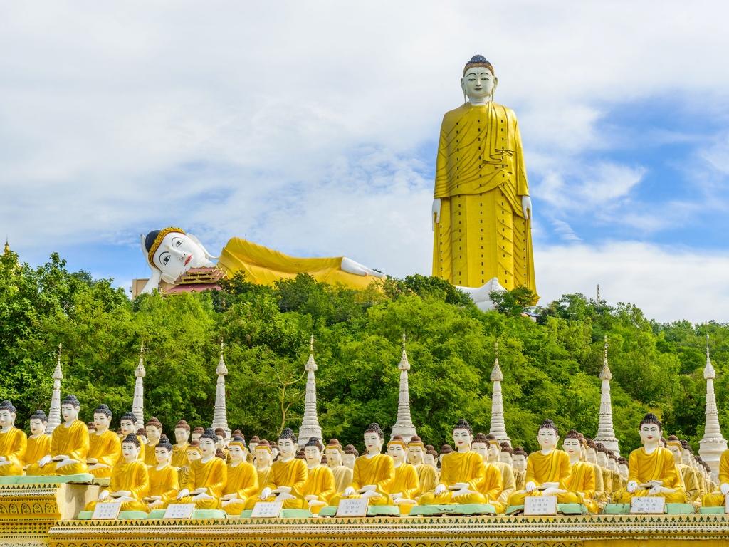 De Mandalay à Bagan via Monywa