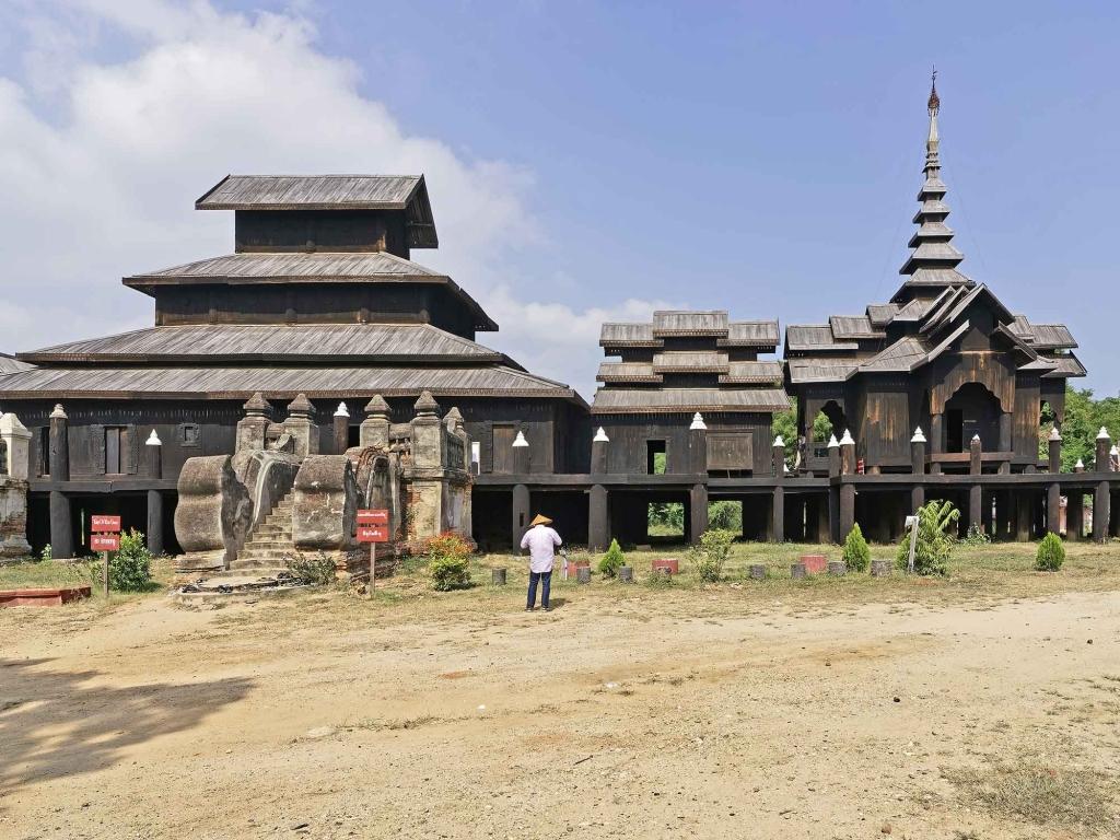 Ruines, jungle et marchés locaux