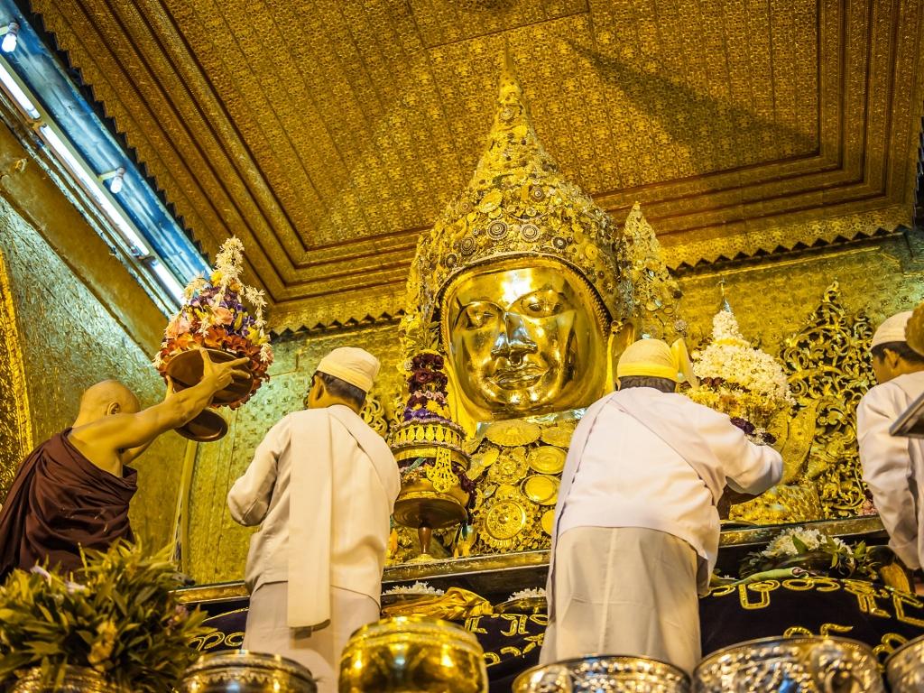 Mandalay, l'Asie intemporelle