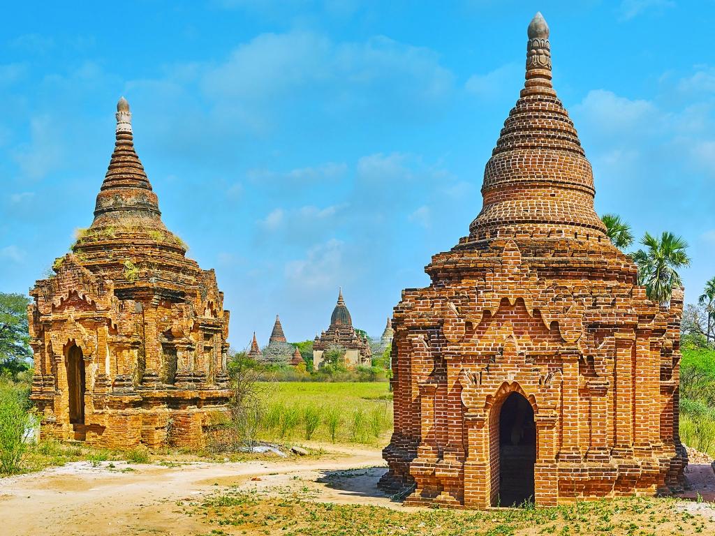 Pérégrinations sur les sentiers de Bagan