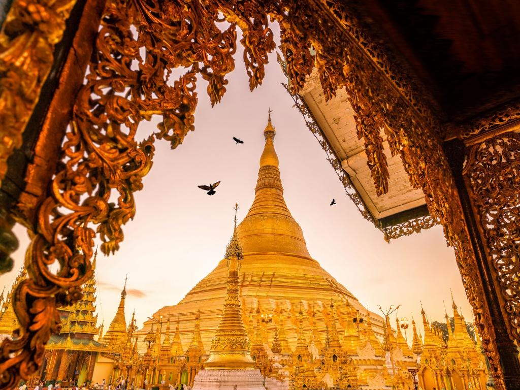 Histoire et patrimoine de l'ancienne Rangoon