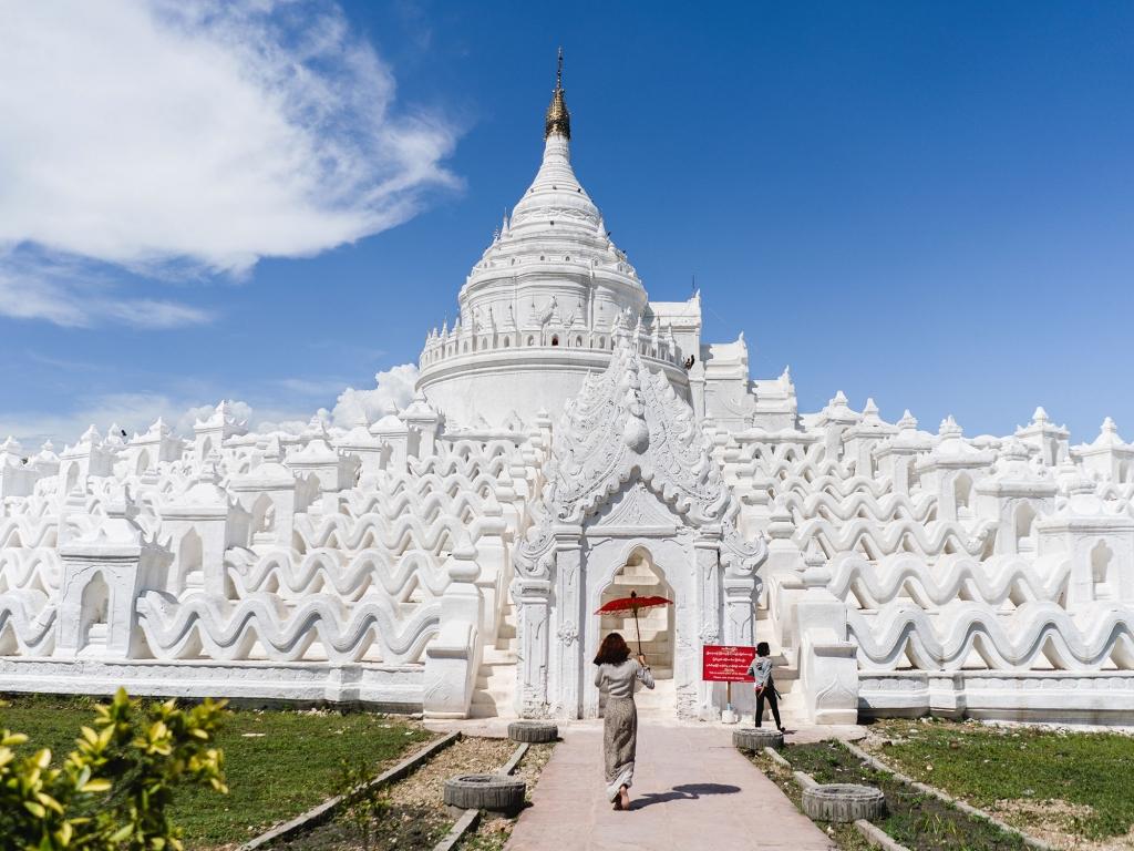 Royaumes abandonnés de Mandalay
