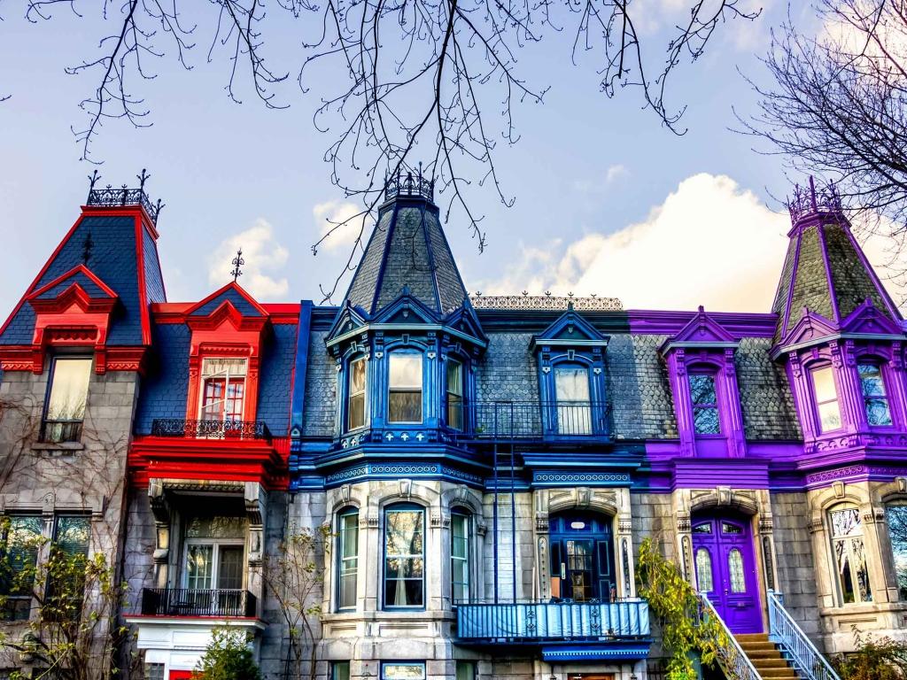 Les quartiers de Montréal