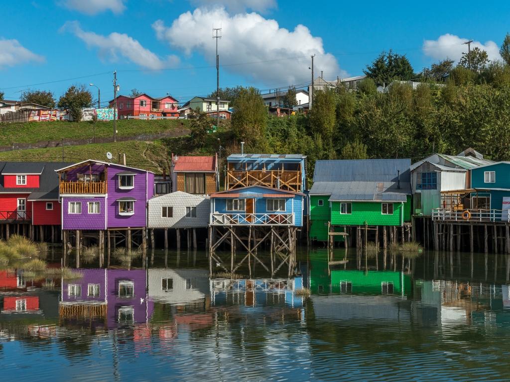 L'île de Chiloe