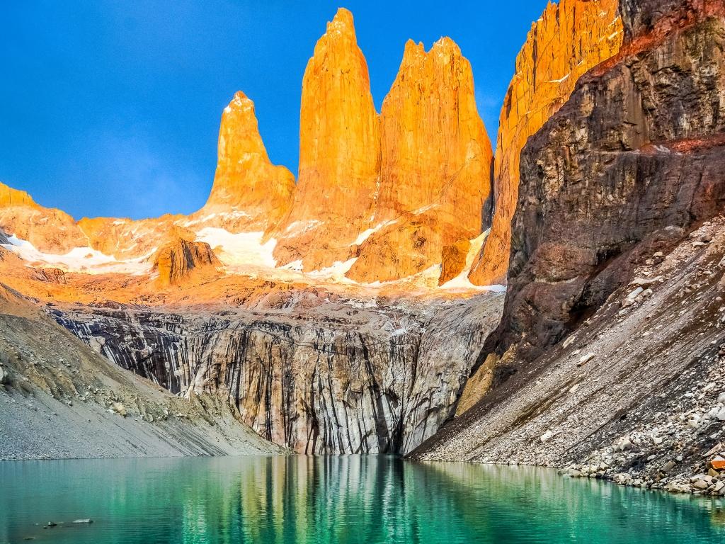 Le parc Torres del Paine, au Tierra Patagonia