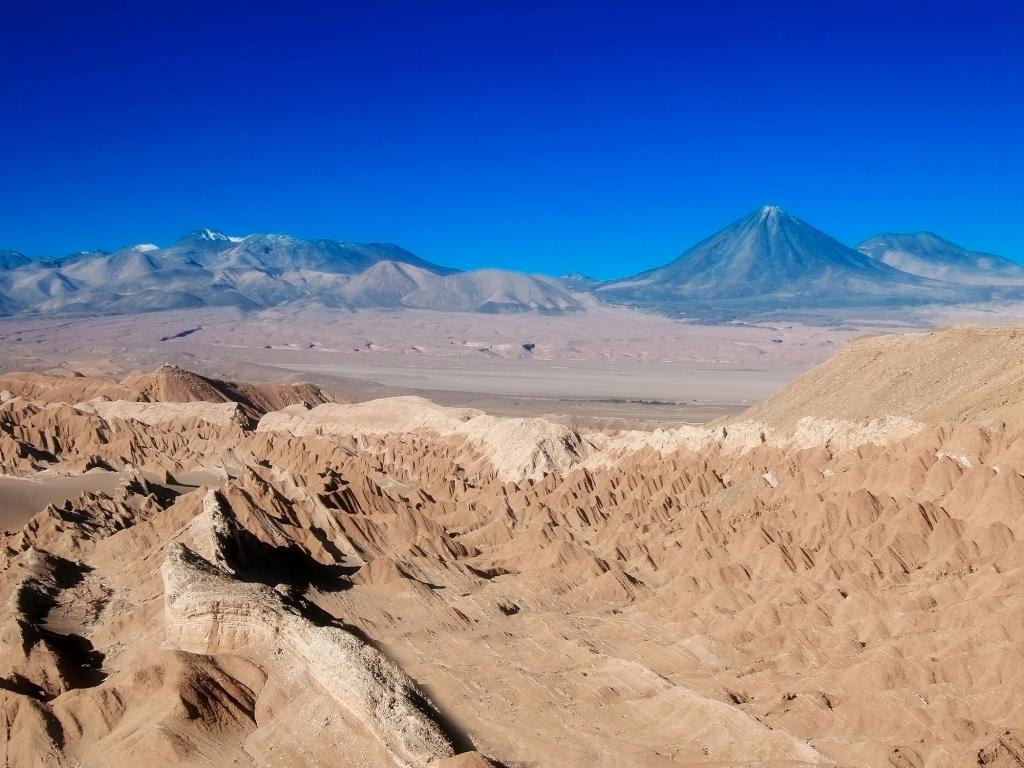 Envol vers le nord chilien