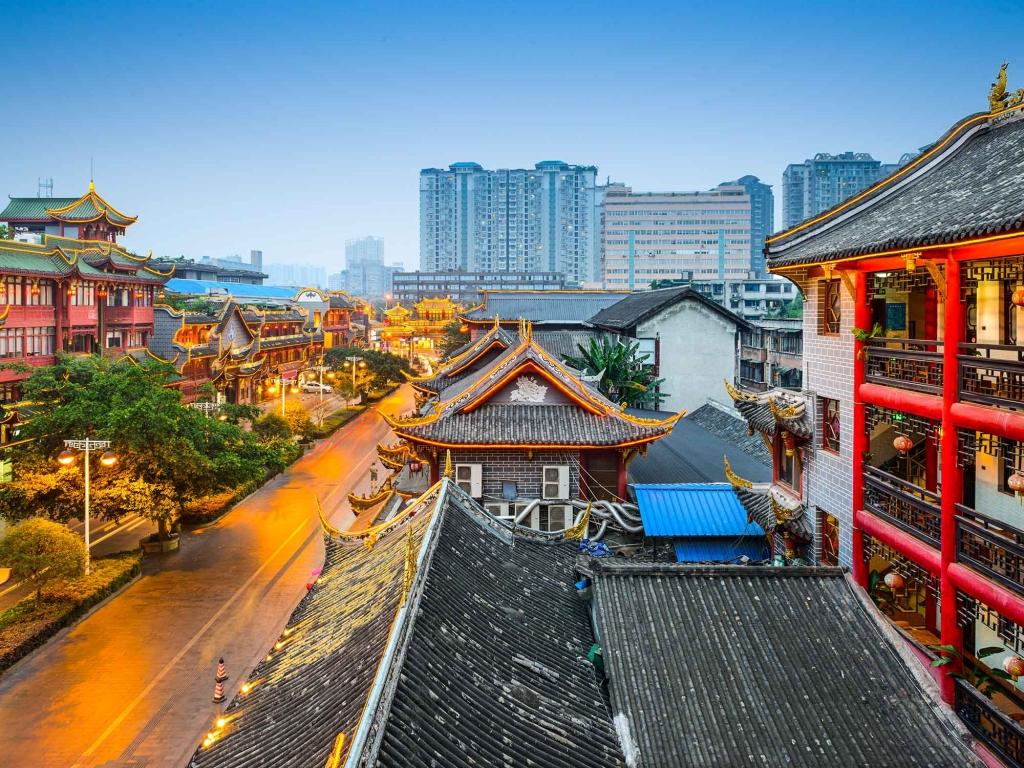 Au revoir Chengdu !