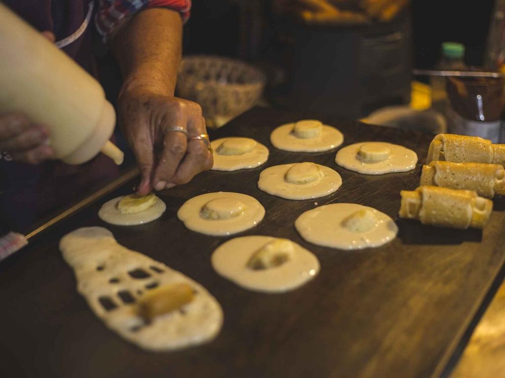 Traditions culinaires de Lukang