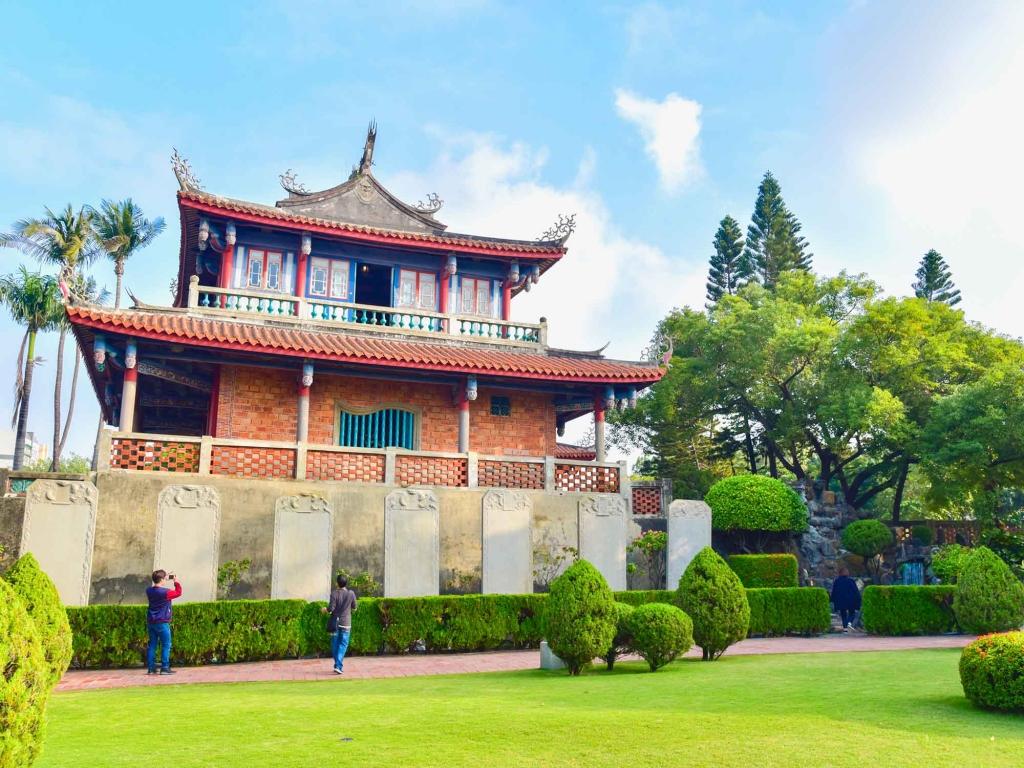 Tainan, la cité aux 300 temples