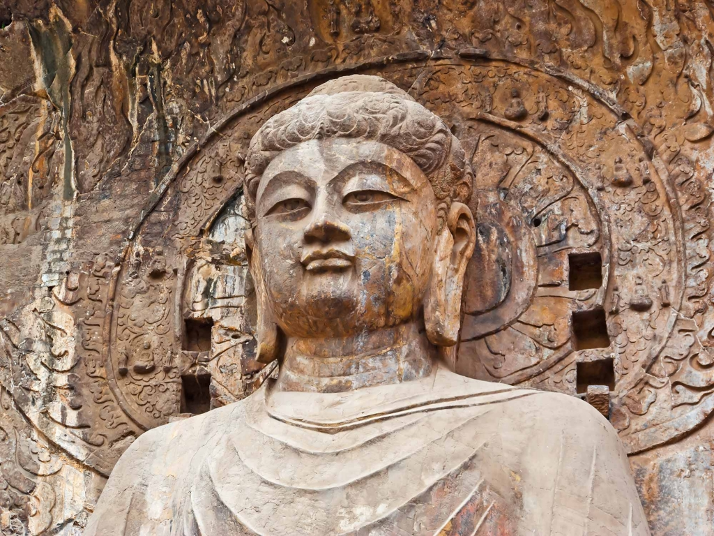 Grottes bouddhistes de Longmen