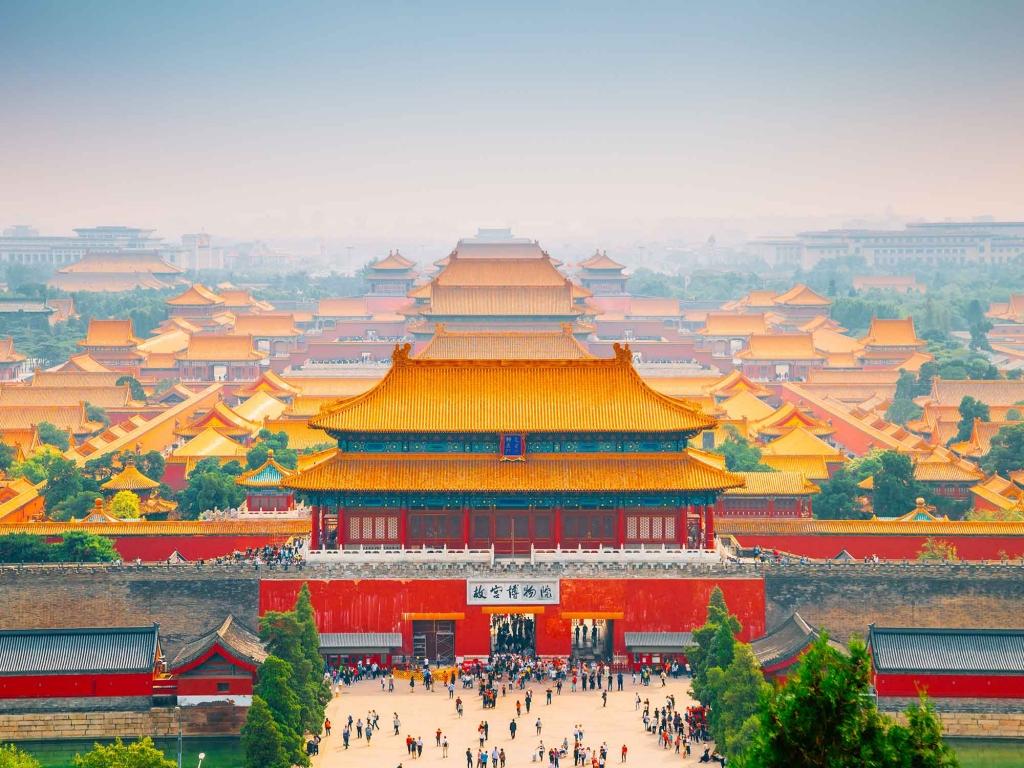 Arrivée à Pékin !
