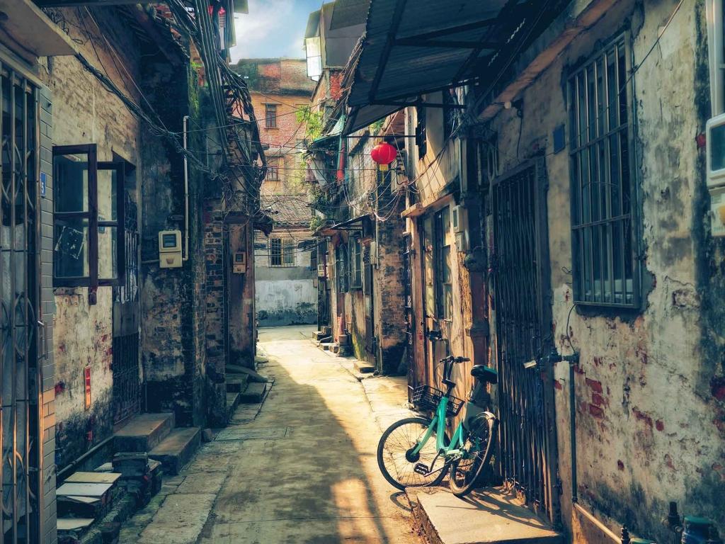 De la place Tian'an Men aux quartiers des Hutong