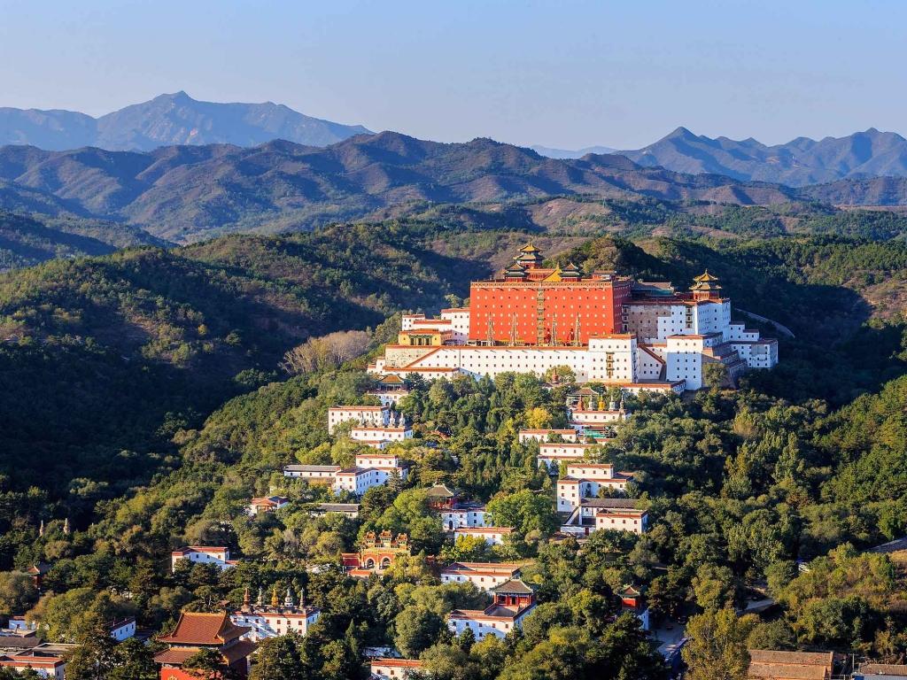 Chengde et son Palais d'Eté